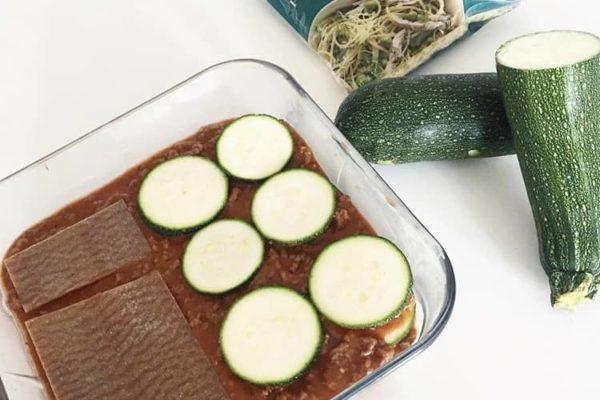 Sund lasagne med squash – Nem og lækker!