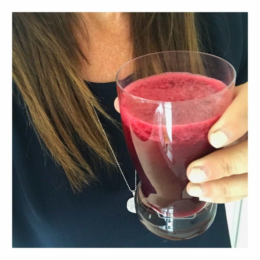 ugens juice opskrift rødbede juice novis vita juicer