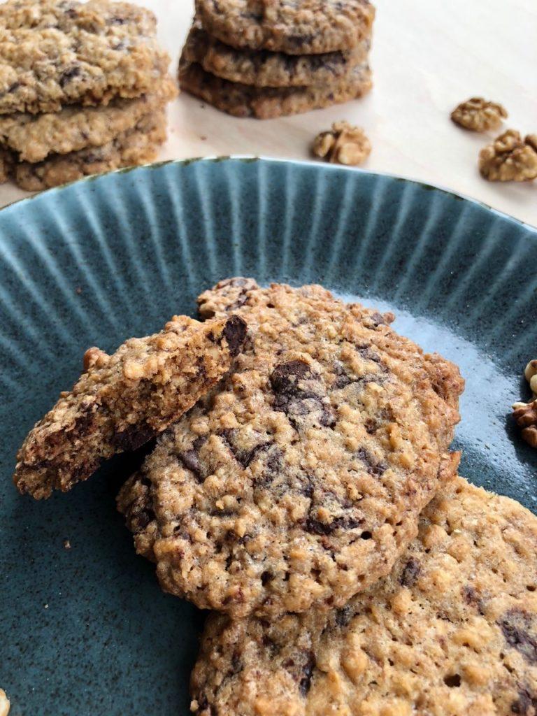 chokolade cookies 2