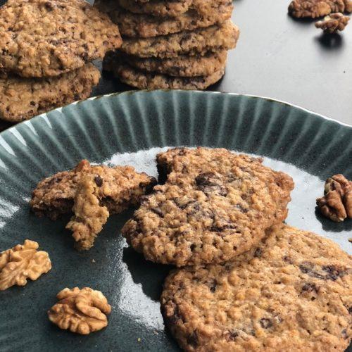 chokolade cookies 1