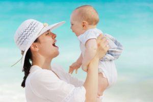 Vores nyfødte barn er det vigtigste i hele verden
